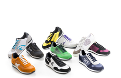Sneaker personalized different models
